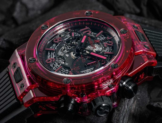 The skeleton dials can reveal more eexquisite details.