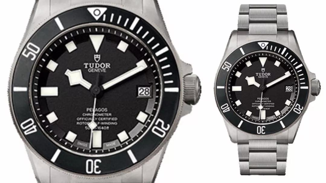 The classic appearance of the Tudor has attracted lots of watch lovers.