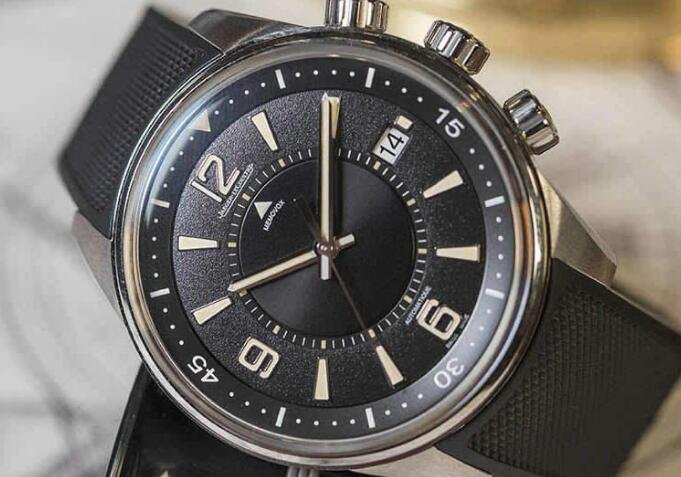 The new Jaeger-LeCoultre Polaris limited edition has reproduced the brilliance of the original Memovox.