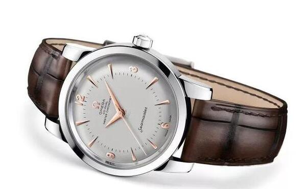 The design of this Omega is quite different from other Seamaster models.