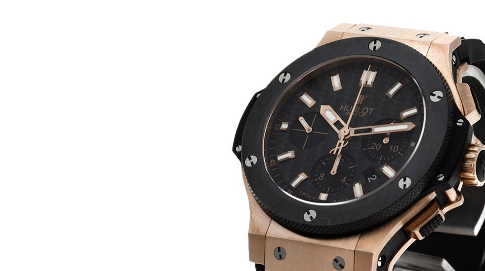 The cool appearance of Hublot Big Bang has attracted lots of men.