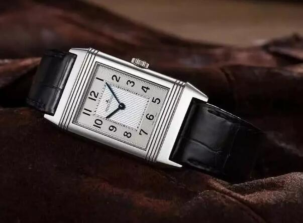 The rectangle Jaeger-LeCoultre is very classic and elegant.
