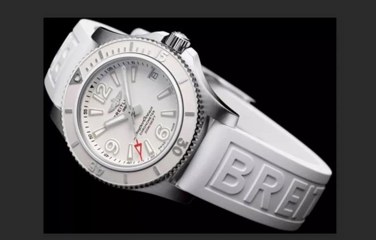 The female copy watches have white dials.